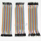 120Pcs 20cm Good Male to Female Dupont Wire Jumper Cable for Arduino Breadboard