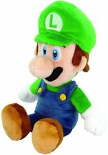 "Little Buddy Toys: Nintendo Mario LUIGI 9"" Plush US Seller USA Authentic"