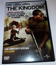 The Kingdom (2007) DVD