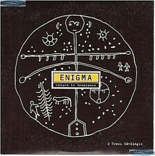 ENIGMA RETURN TO INNOCENCE france french CD SINGLE card sleeve SANDRA