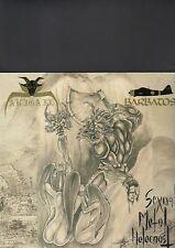 ABIGAIL / BARBATOS - sexual metal holocaust LP