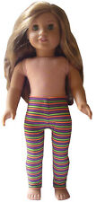 """Halloween Witch Costume Leggings fits 18"""" American Girl Doll Clothes"""