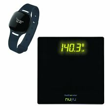 Health o meter NUYU Value Combo Pak Wireless Activity Tracker and Wireless Scale