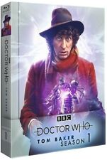 Doctor Who: Tom Baker Complete First Season - 6 DISC SET (Blu-ray New)