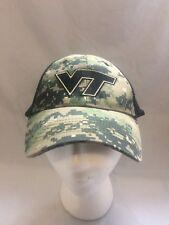 Virginia Tech Digital Camo Baseball Cap hat