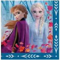 FROZEN 2 LUNCH NAPKINS PACK OF 16 FROZEN PARTY SUPPLIES