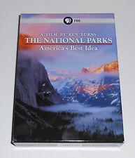 PBS The National Parks Americas Best Idea - Film by Ken Burns - DVD Set