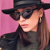 Fashion Vintage Trendy Cat Eye Sunglasses Women Retro UV400 Summer Shades 2018