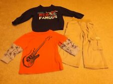 Baby Boy Clothes 18 Months Lot of 3 Fall/Winter