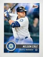 2017 Topps Bunt #78 Nelson Cruz - NM-MT