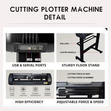 Vinyl Cutter Plotter Cutting 34 Sign Sticker Making Print 110v2200v Sfx 870