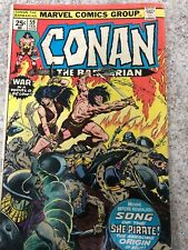 CONAN THE BARBARIAN #59  2ND APPEARANCE OF BELIT