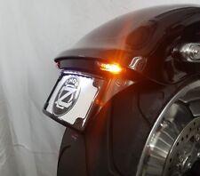 CHOPZ FENDER ELIMINATOR TAIL TIDY LED LIGHT FOR HARLEY FLFB FATBOY 2018 ON.