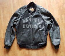 Harley Davidson Lederjacke XL Jubiläum
