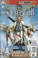 Superman Comic 8 World Of New Krypton Cover A Gary Frank First Print 2009 DC