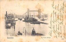 BR59225 the tower bridge ship bateaux london uk