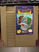Rampage - Nintendo Entertainment System NES Game Cartridge