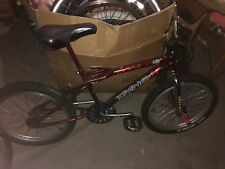 Gt Dyno Air Red Freestyle Bmx Bike Bicycle