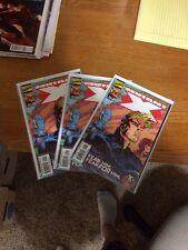 Mutant X #1-32 Annuals 99, 00, 01 X-men Full Run, Complete Run All Nm Or Better