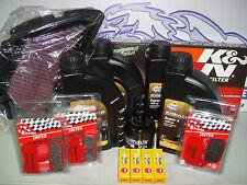 Mantenimiento F/aceite Silkolene Super 4 10w-40 Honda CBR 400 fe