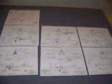 VINTAGE..AERONCA 7AC / C-2/ C-3/ MODEL K/LB ...3-VIEWS/SPECS...RARE! (90B)