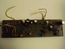 Pioneer SX-850 Original AWG 038-0 Control Section Board. Parting Out SX-850**