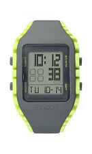 Reebok ZigTech Gray Quartz Digital Unisex Watch RF-WZ1-G9-PSIS-MB