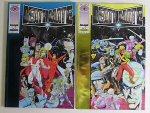 Deathmate Lot of 2 #Blue 1,Yellow Valiant Comics (1993) NM 1st Print Comic Books