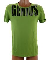 bruno banani Herren T Shirt Genius Grösse M Männer Wäsche Tee Farbe kiwi