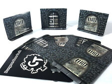 Dungeon Doors Deck DIY doors for dungeon maps dnd D&D roleplaying pathfinder