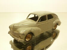 DINKY TOYS FRANCE - 24R PEUGEOT 203 - GREY 1:43 - GOOD CONDITION