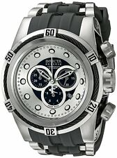 Invicta 19725 Bolt Zeus Reserve Swiss Chronograph Grey Polyurethane,Band
