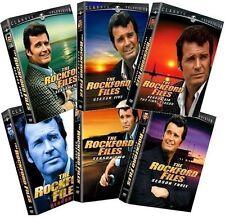 The Rockford Files Complete Series Season 1-6 (1 2 3 4 5 6) NEW 27-DISC DVD SET