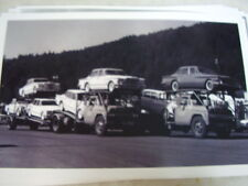 1960 PLYMOUTH VALIANT  NEW CARS ON CARRIER  # 2  11 X 17  PHOTO /  PICTURE