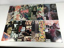 Fables 13 Comic Lot # 12 15 16 17 18 19 20 21 22 23 24 25 26 Vertigo