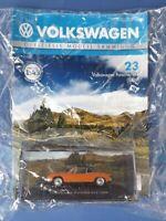 Volkswagen Deagostini offizielle Modell-Sammlung Nr.23 Porsche 914 (1969)  Neu