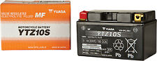 YUASA 2009-2012 Yamaha XP500 TMAX BATTERY YTZ10S SEALED YUAM7210A PLT-200
