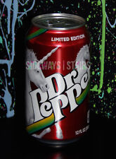 2017 DR PEPPER LIMITED EDITION UNICORN CAN unopened collectible #pickyourpepper
