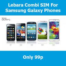 Lebara Trio Standard Micro & Nano SIM Card In 1 - Get 1000 Mins To China For £20
