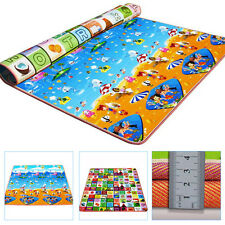 Baby Kids Bear Safty Foam Play Mat Carpet Playmats Blanket Rug 180*120*0.5 cm