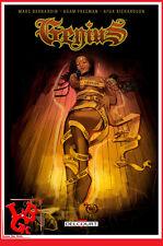 GENIUS 1 01 T01 Delcourt Bernardin Freeman Richardson BD Comics # NEUF #