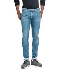 Lee Malone Skinny Jeans Herren Hose hellblau Lifestyle L736-DIZK