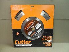 "*CUTTER DIAMOND PRODUCTS BB14125 14"" CONCRETE/MASONRY/WET  BLADE *FREE SHIPPING*"