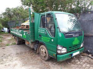 Isuzu NKR 3.0 4JJ1 Wheel Nut  Whole Truck Breaking