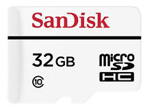 SanDisk High Endurance 32GB Class 10 MicroSDHC Card - SDSDQQ032GG46A