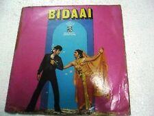 BIDAAI LAXMIKANT PYARELAL 1974  RARE LP RECORD OST orig BOLLYWOOD VINYL VG+
