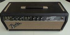 1964 Blackface Fender Bassman Head Model AA864 from Original Owner