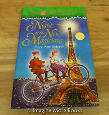 Night of the New Magicians by Mary Pope Osborne ~ Magic Tree House #35 ~ HC