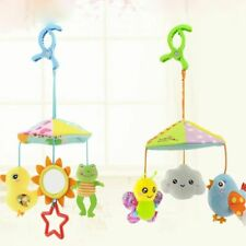 Baby Crib And Stroller Hanging Musical Toy Bed Accessories Hand-eye Coordination