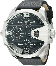 DIESEL MENS WATCH DZ7376 UBER CHIEF *NEW* ORIGINAL CHRONOGRAPH QUARTZ BNIB
